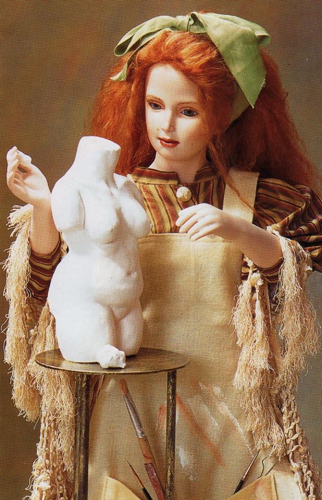 Sculptor- Doll
